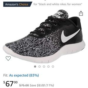 Women's Nike Flex Contact Running Shoe